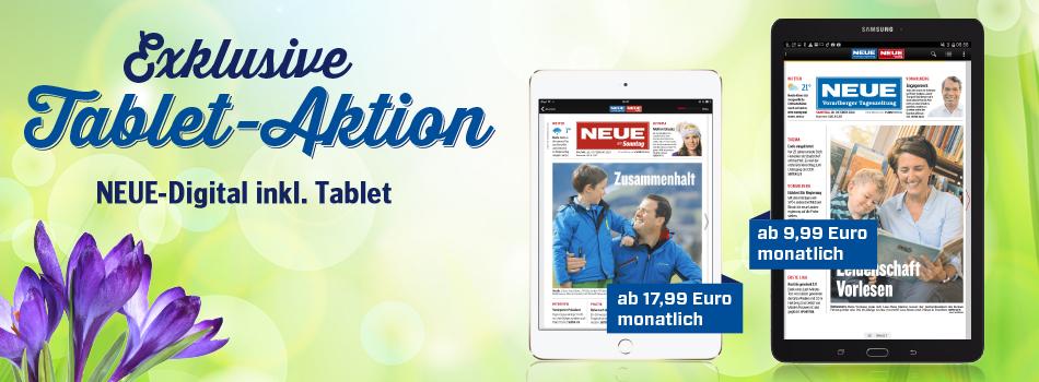 Tablet-Aktion 2016