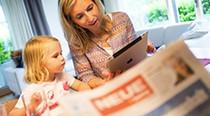 Digital-Abo für Zeitungsabonnenten